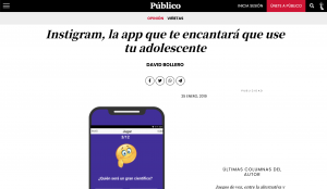 Instigram-Diario Público
